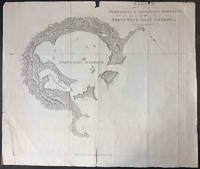 Sketch of Portlocks & Gouldings Harbour's on the North West Coast of America; Variation 25 00' E [from the 1789, A Voyage Round the World; But More Particularly to the North-West Coast of America: Performed in 1785, 1786, 1787, and 1788]