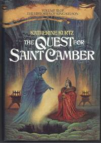 image of The Quest for Saint Camber (Histories of King Kelson Vol. III)