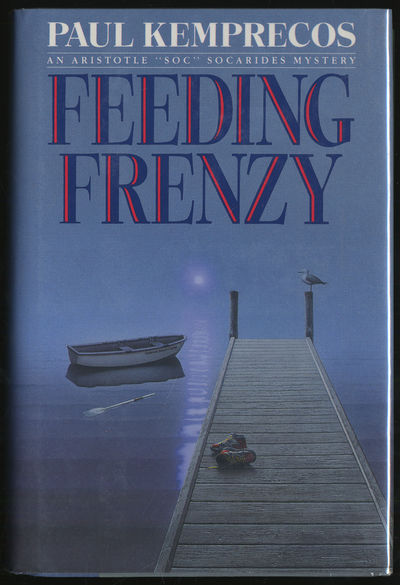 New York: Doubleday Perfect Crime, 1993. Hardcover. Fine/Fine. First edition. Fine in a fine dustwra...