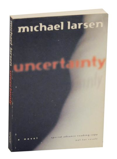 New York: Harcourt Brace, 1996. First edition. Softcover. Advanced Reading Copy. Larsen's first book...