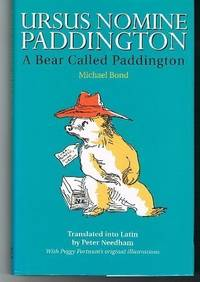 image of Ursus Nomine Paddington: A Bear Called Paddington (BCP Latin Texts)