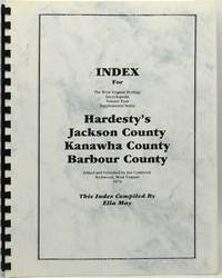 INDEX for The West Virginia Heritage Encyclopedia Volume Four Supplemental Series