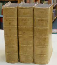 Philosophi Opera Omnia; Rhetoris Quae Exstant [3 vols.]