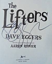 THE LIFTERS (SIGNED)