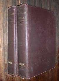 image of The Dictionary of Dates. Complete in 2 volumes