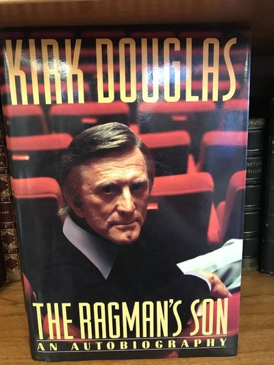 New York: Simon and Schuster, 1988. First Edition, First Printing. Hardcover. Octavo, 510 pages; VG/...