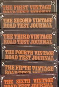 The Vintage Road Test Journal. Vintage Road Test Journal Issues 1, 2, 3, 4, 5 & 6.