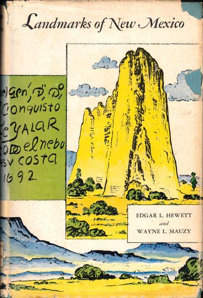 Albuquerque: University of New Mexico Press, 1953. Hardcover. Very good. Third Edition. 189pp+ index...