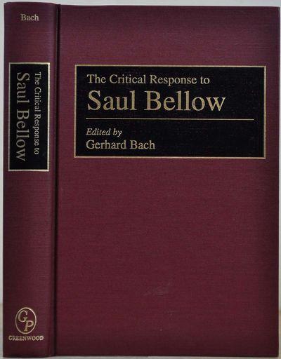 Westport, CT: Greenwood Press, 1995. Book. Near fine condition. Hardcover. First Edition. Octavo (8v...