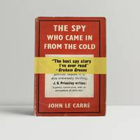 image of The Spy Who Came in from the Cold - with the wrap-around band and with signed card from the author