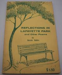 image of Reflections in Lafayette Park and Other Poems