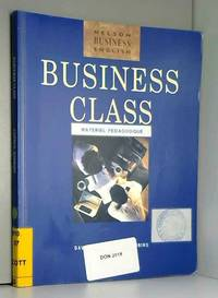 Business Class: Student's Book (BUCL ELT Series)