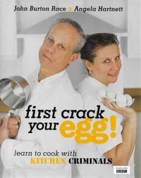 First Crack Your Egg! Learn To Cook With the Kitchen Criminals