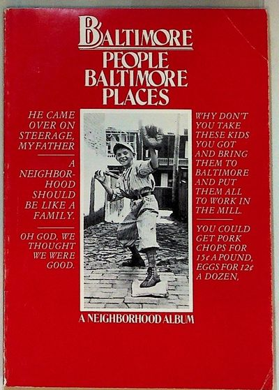 Baltimore: University of Baltimore. Paper Wrappers. Very Good. Paper Wrappers. Thin 8vo. RARE. Vol. ...