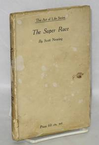 image of The super race; an American problem