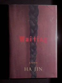Waiting by Ha Jin - Signed First Edition - 1999 - from Anthony Greene and Biblio.com