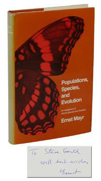 Populations, Species, and Evolution