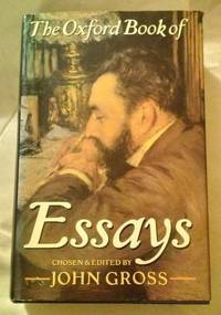 image of THE OXFORD BOOK OF ESSAYS