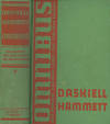 image of Dashiell Hammett Omnibus: Red Harvest, The Dain Curse, The Maltese Falcon