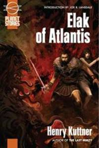 image of Elak of Atlantis (Planet Stories)