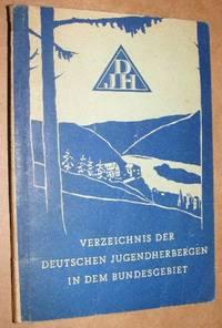 DJH [Deutsches Jugendherbergswerk Hauptverband] Verzeichnis 1950 by Deutsches Jugendherbergswerk Hauptverband für Jugendherbergen und Jugendwandern - Hardcover - 1950 - from Nigel Smith Books (SKU: 921771-37)