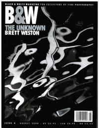 image of BLACK & WHITE MAGAZINE: THE UNKNOWN BRETT WESTON