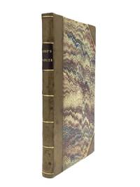 AESOP'S FABLES: A New Version, Chiefly from Original Sources, by Thomas James, M.A.