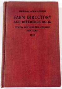 image of American Agriculturist Farm Directory and Reference Book of Otsego and Herkimer Counties, New York 1917
