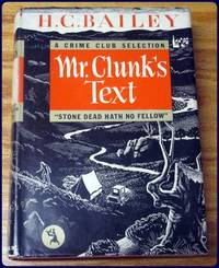 MR. CLUNK'S TEXT