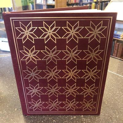 Kent, OH: Volair Limited, 1980. Limited Edition. Quarto; VG/No Jacket; Red leather spine with gilt l...