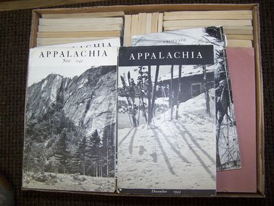 Boston. : Appalachian Mountain Club. , 1901-1960. . Printed wraps. . All issues are complete with ve...