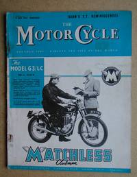 The Motor Cycle. 9 May, 1957.