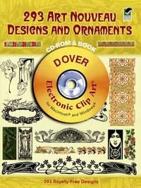 293 Art Nouveau Designs and Ornaments