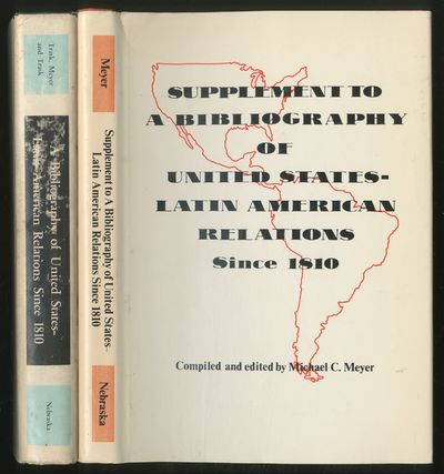 Lincoln: University of Nebraska Press, 1968. Hardcover. Near Fine/Very Good. First edition. Two volu...