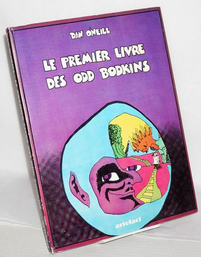 Enghien: Artefact, 1979. 128p., dj, hardcover, 9x12 inches. French edition of
