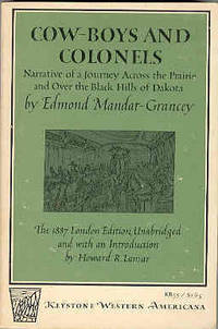 image of Cow-Boys and Colonels