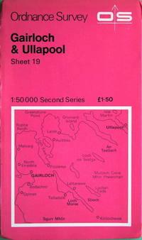 1:50,000 sheet 19 Gairloch & Ullapool