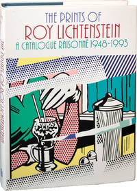 image of The Prints of Roy Lichtenstein: A Catalog Raisonne 1948-1993 (First Edition)