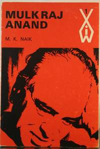 Mulk Raj Anand (Indian Writers Series0