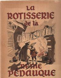La rotisserie de la reine pédauque, illustrations touchet