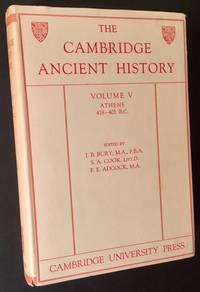 The Cambridge Ancient History -- Vol. V (Athens 478-401 B.C.)