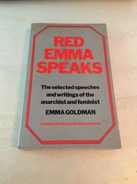 image of Red Emma Speaks: Selected Writings and Speeches
