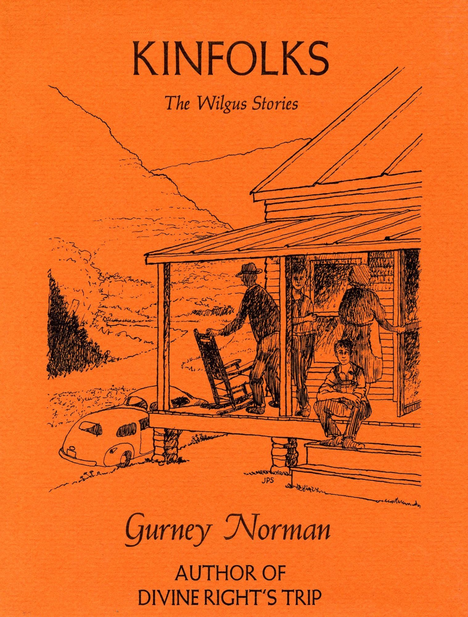 kinfolks gurney norman An american vein: critical readings  gurney norman is a novelist and short story writer whose works include kinfolks:  kin and kindness in gurney norman's.
