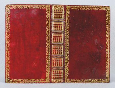 Cambridge: J. Baskerville and B. Dod, 1762; Birmingham: John Baskerville, 1762. 171 x 105 mm. (6 3/4...