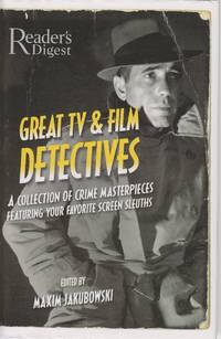 Great TV and Film Detectives A Collection of Crime Masterpieces Featuring  Your Favorite Screen Sleuths