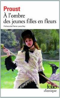 A l'ombre des jeunes filles en fleurs (Folio) by  Marcel Proust - Paperback - from World of Books Ltd and Biblio.com