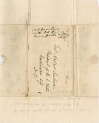 Andrew Jackson Dockets a Report from His Nephew on the Hermitage and Middle Tennessee Roads