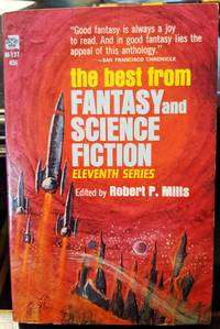 The Best From Fantasy And Science Fiction Eleventh Series 1962