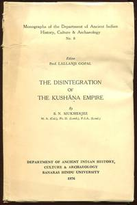 The Disintegration of The Kushana Empire