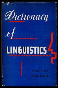 A Dictionary of Linguistics